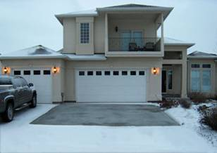 Heated driveway systems provide energy-efficient, automated snow removal.
