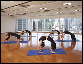 Yoga Studio using Enerjoy Panels